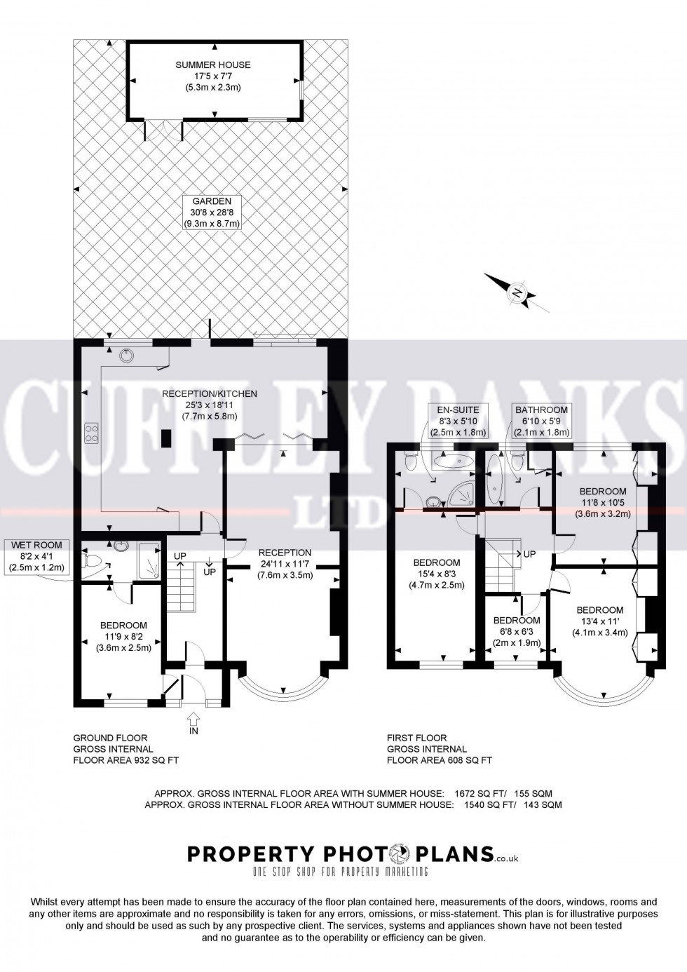 Floorplan for Langdale Gardens, Perivale